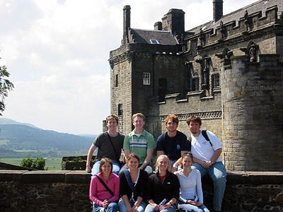 Tour of Stirling Castle